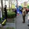 Le autorità rendono omaggio ai caduti