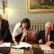 Firma del protocollo d'intesa tra Città di Torino, Amiat e Conai