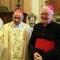 Il cardinale Severino Poletto e monsignor Cesare Nosiglia