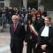 Sergio Chiamparino, Chiara Appendino e Marco Gilli