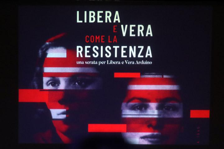 Libera e Vera come la Resistenza. Teresa De Sio e Amira Kheir in concerto