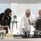 sfida di cucina fra la Sindaca Appendino e il presidente di Iren Peveraro
