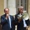 Guido Saracco, Rettore del Politecnico e Riccardo D'Elicio Presidente del Cus Torino