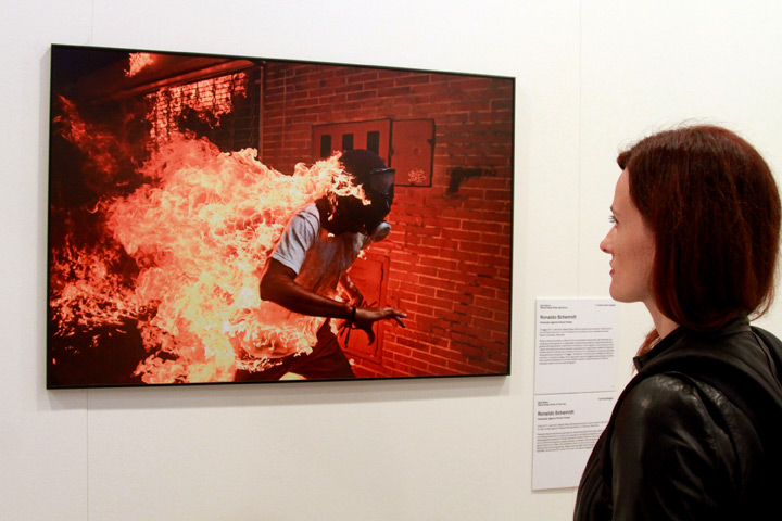 World Press Photo, il fotogiornalismo in mostra all'ex Borsa Valori
