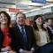 Paola Pisano, Gian Maria Gros-Pietro e Chiara Appendino