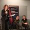 L'Assessora alla Cultura Francesca Leon