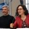 Giorgio Li Calzi e Francesca Leon