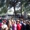 Un momento della commemorazione ai Caduti del Lingotto nella guerra di Liberazione