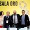 La squadra del Salone: Maurizia Rebola, Giulio Biino, Silvio Viale e Nicola Lagioia