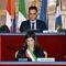 Il Presidente del Consiglio Comunale Francesco Sicari e la Sindaca Appendino
