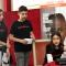 L'intervento dei ragazzi della scuola media Norberto Bobbio di Barriera di Milano