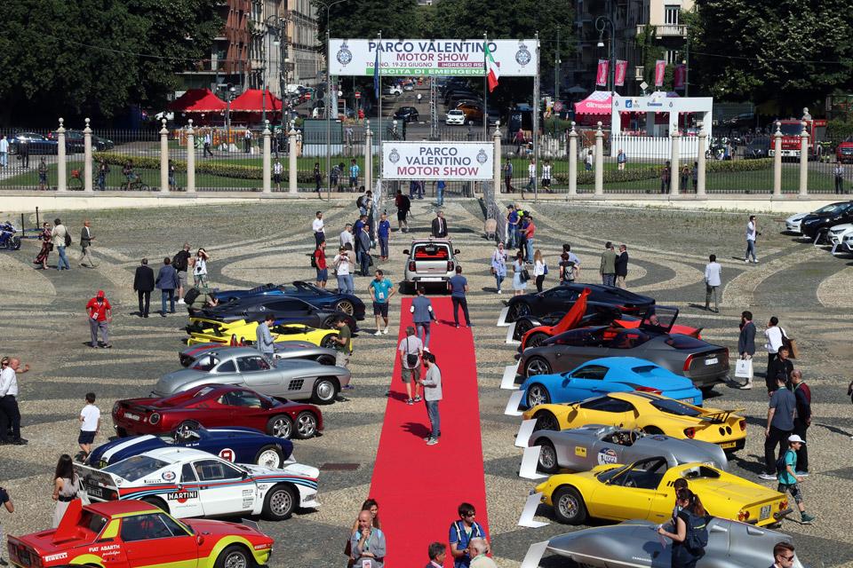 Parco Valentino – Motor Show 2019