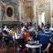 La conferenza nella Biblioteca civica musicale Andrea Della Corte