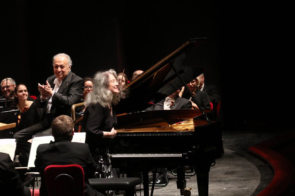 MITO SettembreMusica: Zubin Mehta e Martha Argerich inaugurano il Festival con la Israel Philharmonic Orchestra