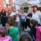 L'accoglienza dei bambini alla scuola primaria Antonelli