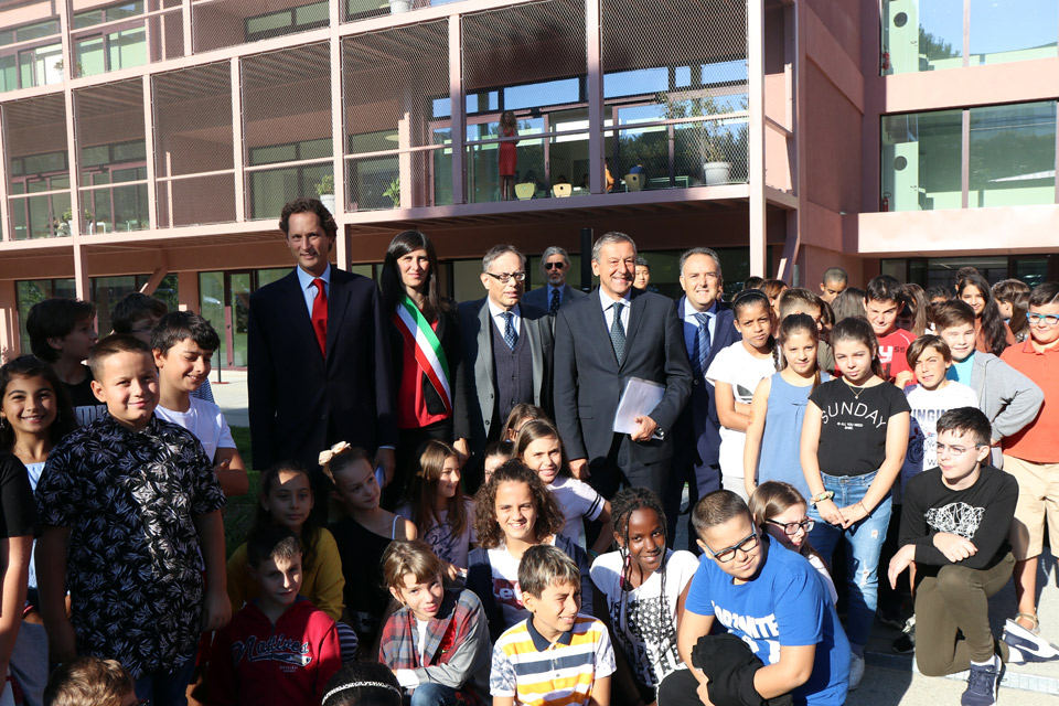 TORINO fa SCUOLA. Inaugurate due scuole del futuro