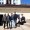 Gli architetti Alberto Bottero e Simona Della Rocca (BDRbureau) per la Scuola Fermi, Silvia Minutolo (Archisbang) e Domenico Racca (Area Progetti) per la Scuola Pascoli
