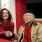 L'Assessora Francesca Leon da il benvenuto a Leiji Matsumoto
