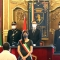 Cerimonia di conferimento della Cittadinanza Onoraria a Julio Guerra Izquierdo, medico cubano in prima linea nell'emergenza Covid a Torino