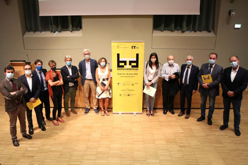 """""""Un pianeta, molti mondi"""", a marzo 2021 torna Biennale Democrazia"""