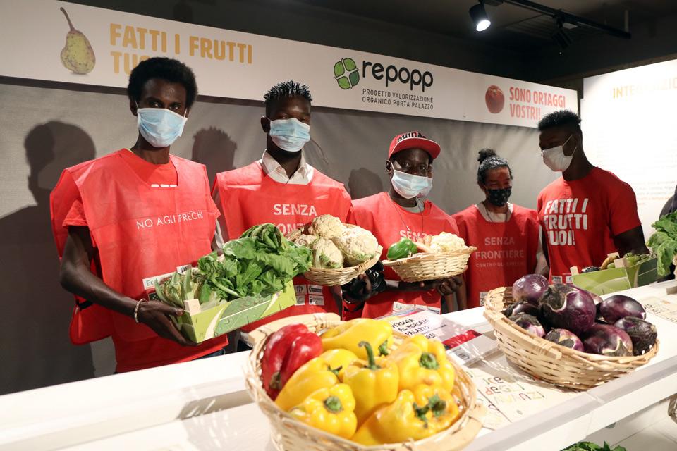 Progetto Repopp, all'interno del Mercato Centrale Torino apre una bottega solidale