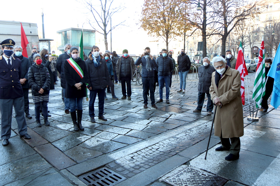 18 dicembre. Torino ricorda la Strage di Torino