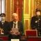 L'orazione ufficiale dello storico Fabio Levi
