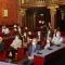 I 12 ambasciatori in Sala Rossa